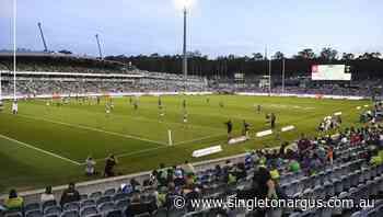 Raiders ready for home sweet home again - The Singleton Argus