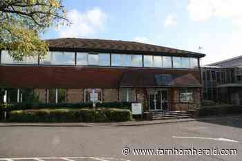 Papers reveal council set to write off £172000 debt - Farnham Herald