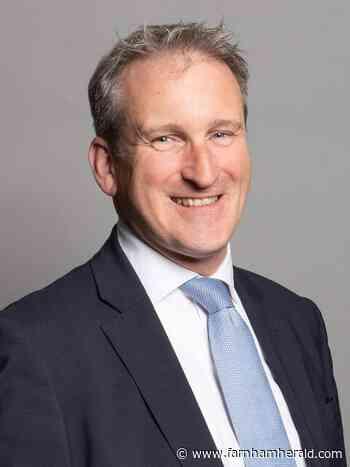 MP Damian Hinds: 'Pivotal school year lies ahead' - Farnham Herald