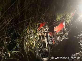 Dois ficam feridos em acidente entre moto e bicicleta em Arapiraca - TNH1