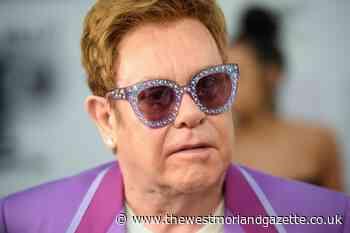 Sir Elton John announces weekly classic concert series