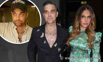 Robbie Williams was nearly beheaded by bandits in Haiti - Daily Mail
