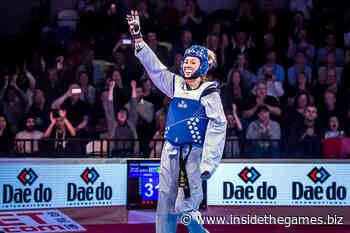British Olympic taekwondo champion Jones aims for record third gold in Tokyo - Insidethegames.biz