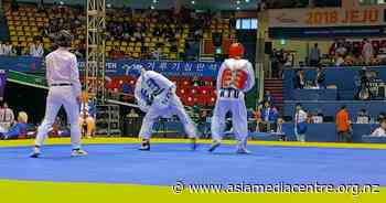2021 Olympics beckon for Kiwi taekwondo star - Asia Media Centre