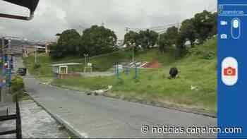 El Cazanoticias: en Villamaría, Caldas, la comunidad pide arreglar un parque que está en abandono - Noticias RCN
