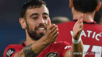 Bruno Fernandes: How Man Utd gloom has been lifted by the Portuguese midfielder