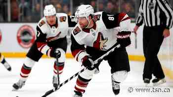 Healthy Kessel expected to give Coyotes a boost in return - TSN