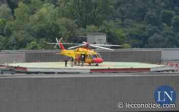 Casatenovo, grave malore per un 51enne. Mobilitato l'elicottero del 118 - Lecco Notizie - Lecco Notizie