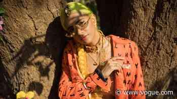 Watch Madame Gandhi's Female-Powered Music Video Celebrating Indian Fashion - Vogue
