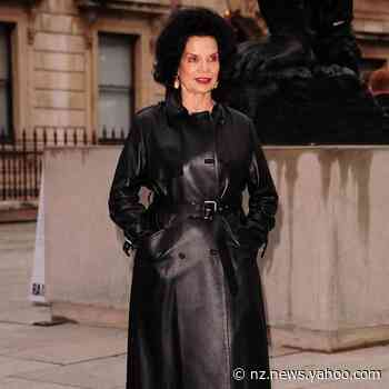 Bianca Jagger wants young fashion designers to make face masks - Yahoo New Zealand News