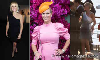 Zara Tindall's most daring royal fashion moments – from bold mini dresses to statement hats - HELLO!