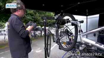 Une journée dédiée aux deux roues à Haguenau. - alsace20.tv
