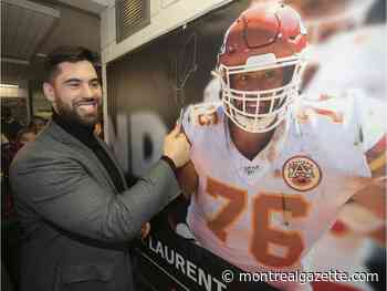Stu on Sports: Chiefs' Laurent Duvernay-Tardif is a real role model - Montreal Gazette