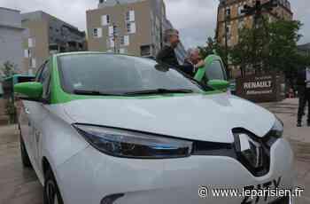 Boulogne-Billancourt : Renault renoue avec son histoire grâce à Zity - Le Parisien