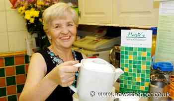 Tributes pour in following death of Lewisham cafe's Maggie - News Shopper