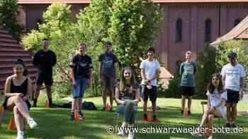 Schiltach: Acht Konfirmanden - Schiltach - Schwarzwälder Bote