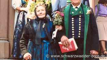 Schiltach: Ein Vesper und zwei Mark monatlich - Schiltach - Schwarzwälder Bote