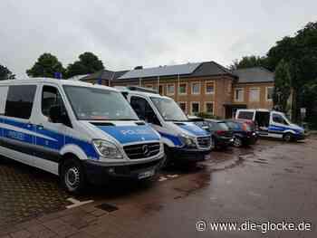 Großes Polizei-Aufgebot in Harsewinkel - Die Glocke online