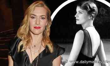 Kate Winslet is set to play Vogue model turned war correspondent Lee Miller in new biopic - Daily Mail