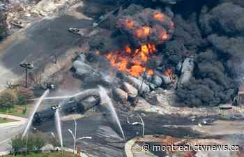 Lac-Megantic memorial to be unveiled Monday, 7 years after the railway tragedy - CTV News Montreal
