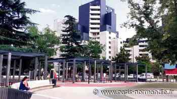 Au Petit-Quevilly, le coup d'envoi des travaux a été donné dans le quartier de la piscine - Paris-Normandie