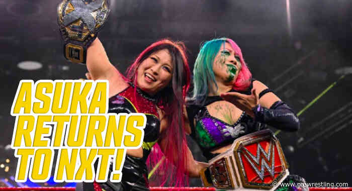 Io Shirai Retains Women's Title, Asuka Returns To NXT At The Great American Bash