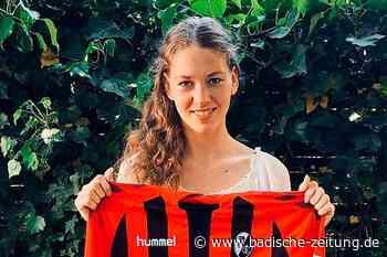 Stürmerin Samantha Steuerwald verstärkt die Frauen des SC Freiburg - SC Freiburg - Badische Zeitung