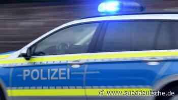 19-Jähriger stoppt Autos und greift Fahrer an - Süddeutsche Zeitung