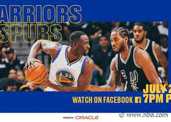Warriors Archive: Dubs First Team to Beat Spurs at Home to Claim 72nd Win