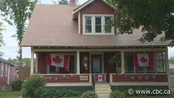 Fredericton residents challenged to decorate homes to share Canada Day spirit - CBC.ca