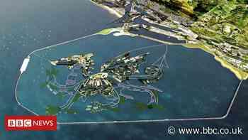Swansea tidal energy: Hopes of backing for Dragon Island plan