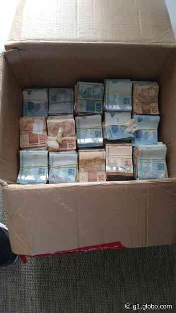 Foragido é preso em Guarapari, ES, com carros de luxo e quase R$ 300 mil em dinheiro - G1