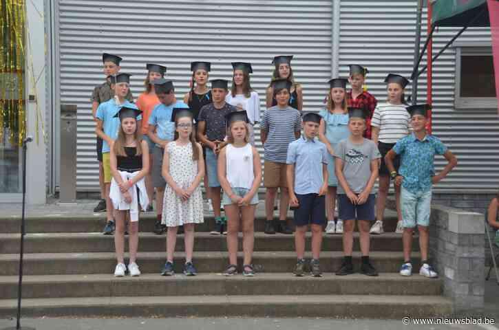 Ter Elst neemt afscheid van zesdeklassers