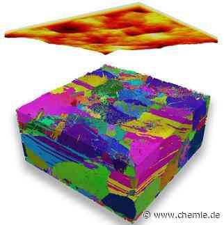 Revolutionäre neue Methoden für die Materialwissenschaft