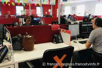 Aube : à Troyes, l'activité du centre d'appels Sitel dopée et transformée par le coronavirus - France 3 Régions