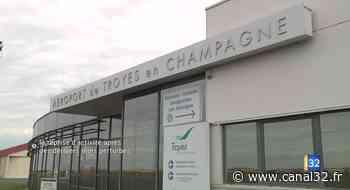 Canal 32 - Barberey-Saint-Sulpice : l'aéroport de Troyes en Champagne reprend son envol - Canal 32
