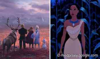 Frozen 2: The SHOCK link between Pocahontas and Elsa revealed