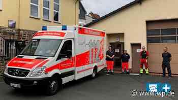 Wilnsdorf: Feuerwehrgerätehaus wird zur Rettungswache - Westfalenpost