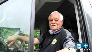 Erster Bürgerbus verbessert das ÖPNV-Angebot in Wilnsdorf - Westfalenpost