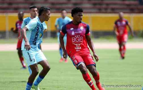 Jhon Narváez dejó el Macará de Ambato y es anunciado en el Deportes Tolima - El Comercio (Ecuador)