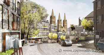 New images show what multimillion pound redevelopment in Truro could look like - Cornwall Live