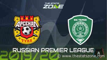 2019-20 Russian Premier League – Arsenal Tula vs Akhmat Grozny Preview & Prediction - The Stats Zone