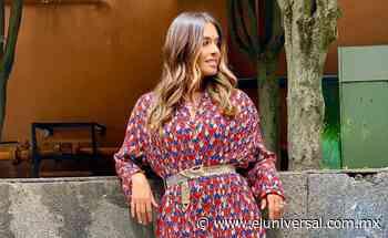 Galilea Montijo brilla con vestido ajustado | El Universal - El Universal