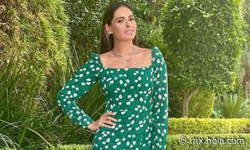 Galilea Montijo y los tacones Valentino que destacaron su look - MX.HOLA.COM