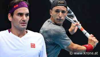 Nummer 204 attackiert Superstar Roger Federer - Krone.at
