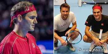 Entwicklung der jungen Tennis-Stars spielt Roger Federer in Karten - Nau.ch