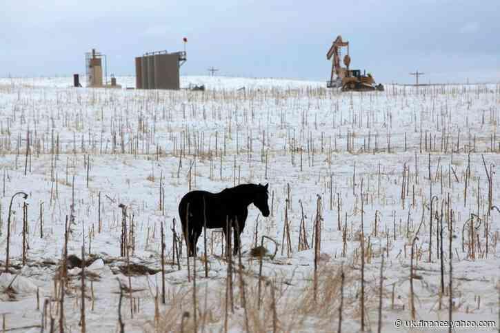 Energy Transfer digs in on North Dakota pipeline expansion despite oil slump -sources