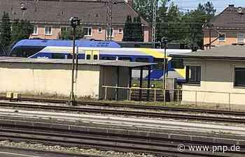 Verdächtige Kiste am Bahnhof Freilassing: Entwarnung - Freilassing - Passauer Neue Presse