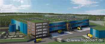 Weiterer Logistiker siedelt sich in Neu Wulmstorf an - TAGEBLATT - Lokalnachrichten aus Neu Wulmstorf/Süderelbe. - Tageblatt-online