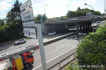Tentative de suicide - Un homme menaçait de se jeter d'un pont - le-pays.fr